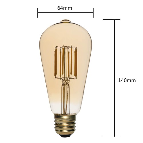 ST640806GN-DECORATION LED BULBS SUPPLIERS | SIHON LIGHTING