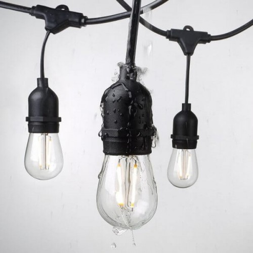 ST450202 LED WIRE STRING LIGHTS | COMMERCIAL STRING LIGHT | SIHON