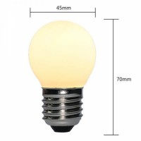 G45-3W-FROSTED GLASS LED BULBS | SIHON LIGHTING