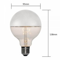 TOP REFLECTING LED CROWN SILVER LAMPS 130-270V DIMMING | SIHON LIGHTING